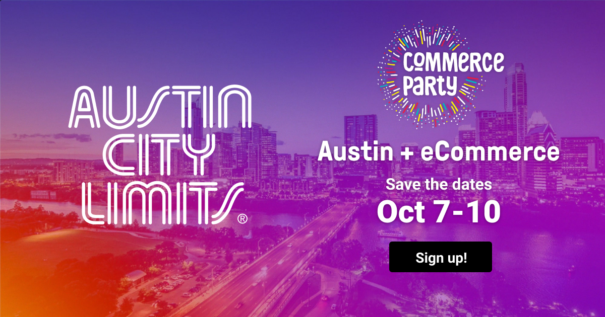 wsakaren: We are having a party - in person, in Austin. At ACL.nnSign up at https://t.co/wBHd5l5YDk to get further details.… https://t.co/zFy6gNdQmM